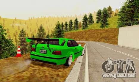 Kagarasan Track for GTA San Andreas third screenshot