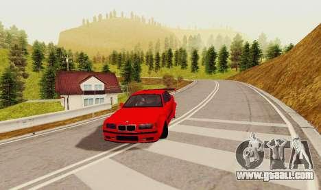Kagarasan Track for GTA San Andreas second screenshot