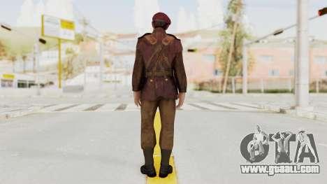 Captain America Super Soldier - Falsworth for GTA San Andreas third screenshot