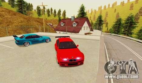 Kagarasan Track for GTA San Andreas forth screenshot