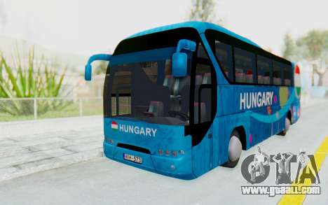 Neoplan Euro 2016 Hungarian Bus for GTA San Andreas