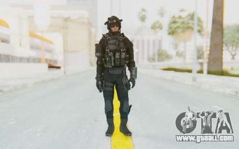 Federation Elite Assault Tactical for GTA San Andreas second screenshot