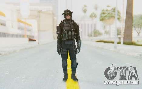 Federation Elite Assault Tactical for GTA San Andreas second screenshot