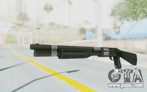 APB Reloaded - Colby CSG 20 for GTA San Andreas