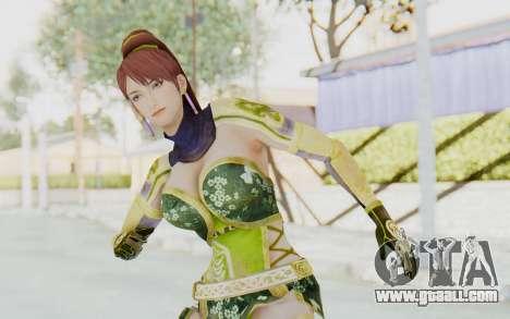 Dynasty Warriors 7 - Lian Shi v2 for GTA San Andreas