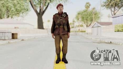 Captain America Super Soldier - Falsworth for GTA San Andreas second screenshot
