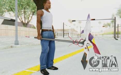 Levia Weapon for GTA San Andreas
