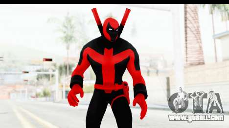 Marvel Heroes - Deadpool (Ultimate) for GTA San Andreas