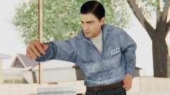 Mafia 2 - Vito Scaletta Prison Short Hair for GTA San Andreas