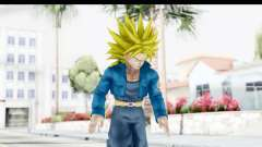 Dragon Ball Xenoverse Future Trunks SSJ2 for GTA San Andreas