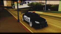 Subaru Impreza WRX STi Police Drift for GTA San Andreas
