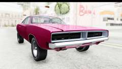 Dodge Charger 1969 Racing