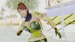 Dynasty Warriors 7 - Lian Shi v2 for GTA San Andreas