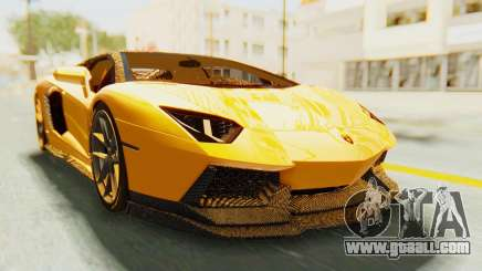 Lamborghini Aventador LP700-4 DMC for GTA San Andreas