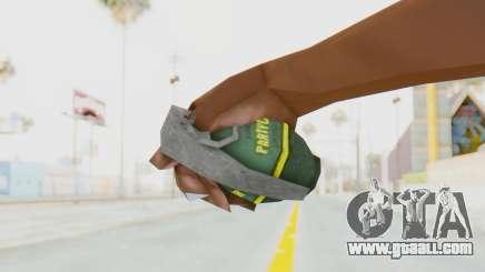 APB Reloaded - Grenade for GTA San Andreas