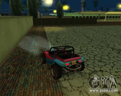 The New Station for GTA San Andreas third screenshot