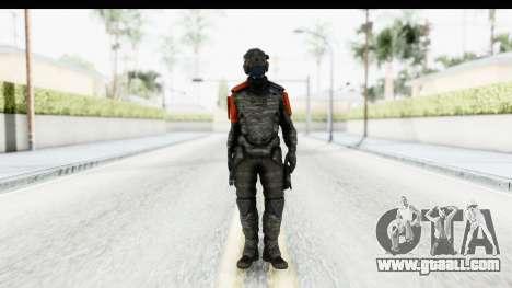 Homefront The Revolution - KPA v5 Camo for GTA San Andreas second screenshot