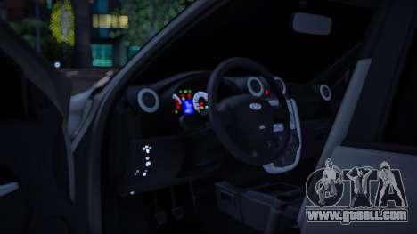 Lada 2190 (Granta) Sport for GTA San Andreas back view
