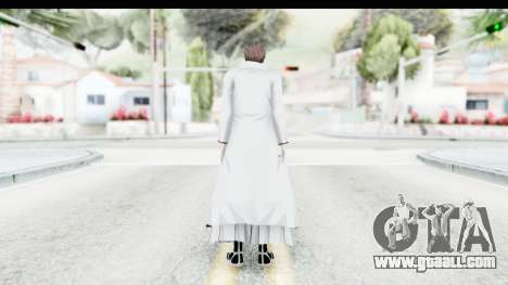 Bleach - Aizen for GTA San Andreas third screenshot