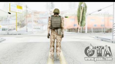 Global Warfare Turkey for GTA San Andreas third screenshot