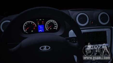 Lada 2190 (Granta) Sport for GTA San Andreas right view