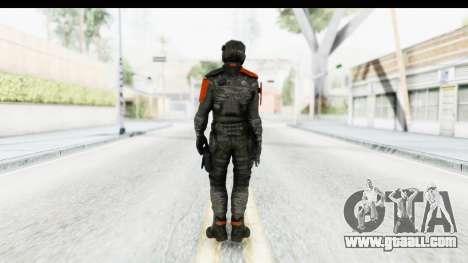 Homefront The Revolution - KPA v5 Camo for GTA San Andreas third screenshot