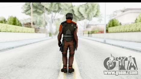 Homefront The Revolution - KPA v4 Red for GTA San Andreas third screenshot