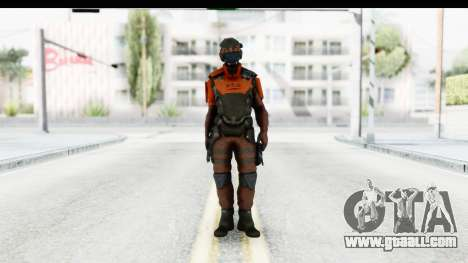 Homefront The Revolution - KPA v4 Red for GTA San Andreas second screenshot