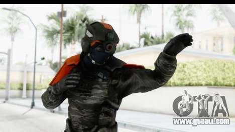 Homefront The Revolution - KPA v5 Camo for GTA San Andreas