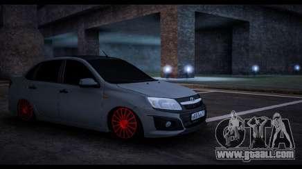 Lada 2190 (Granta) Sport for GTA San Andreas
