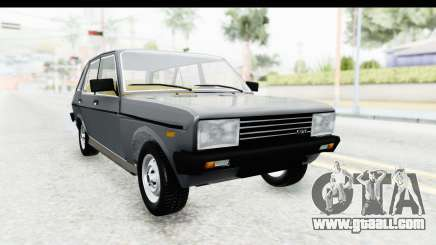 Fiat 131 Panorama for GTA San Andreas