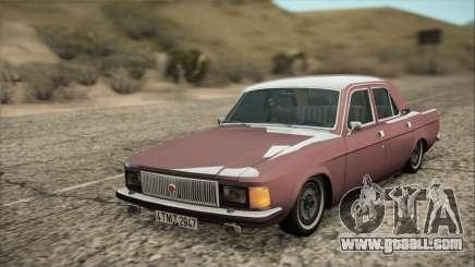 GAZ 3102 early for GTA San Andreas