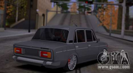 VAZ 2106 Car Sound for GTA San Andreas right view