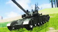 T-72 Modified