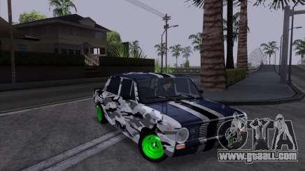 VAZ 2101 is a Racing Car 2 for GTA San Andreas