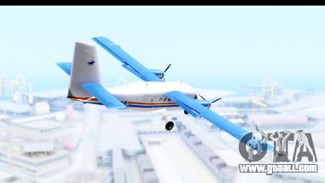 DHC-6-400 RCMPGRC for GTA San Andreas left view
