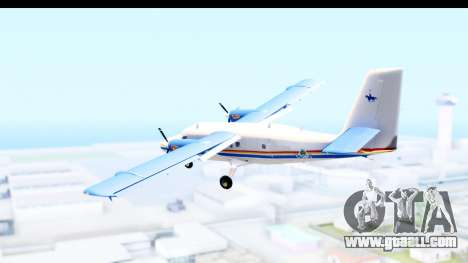 DHC-6-400 RCMPGRC for GTA San Andreas right view