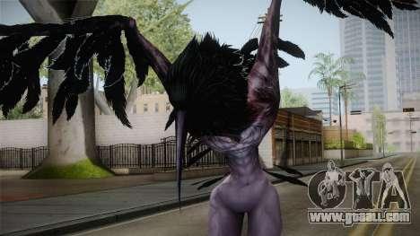 Crow Demon from Dark Souls for GTA San Andreas