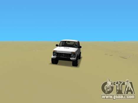 Lada Urban for GTA Vice City