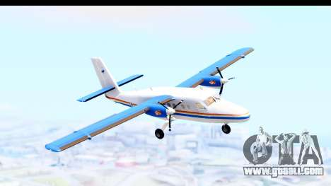 DHC-6-400 RCMPGRC for GTA San Andreas