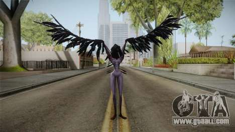 Crow Demon from Dark Souls for GTA San Andreas second screenshot