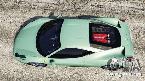 Ferrari 458 Italia [replace] for GTA 5