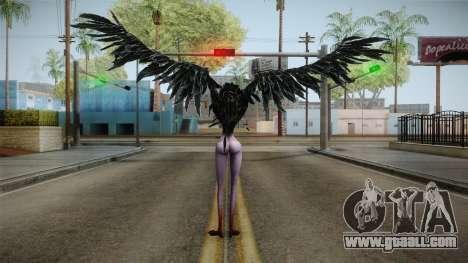 Crow Demon from Dark Souls for GTA San Andreas third screenshot