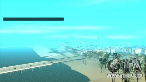 Beautiful sampgui and mouse for GTA San Andreas second screenshot