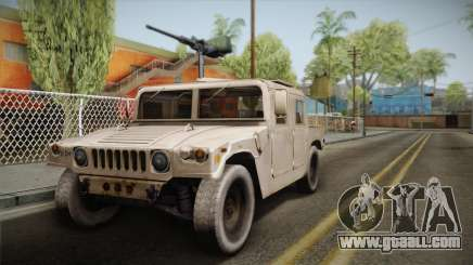 HMMWV Humvee for GTA San Andreas