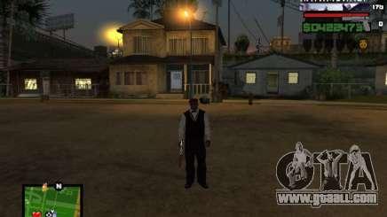 C-HUD Party Maker for GTA San Andreas