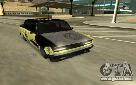 HUNTER 2105 DRIFT, EDITION for GTA San Andreas