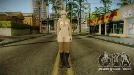 Kasumi from DevientArt Nude for GTA San Andreas