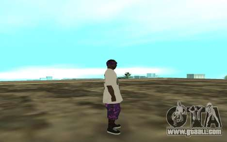 The Ballas 3 for GTA San Andreas second screenshot