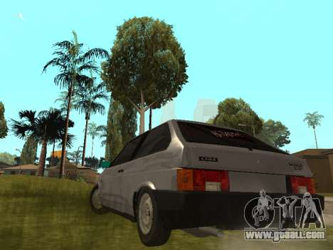 VAZ 2108 BPAN for GTA San Andreas